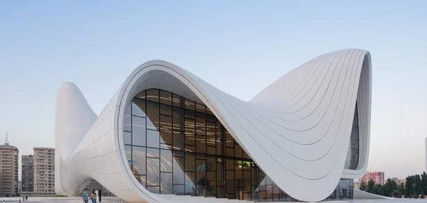 15 mükemmel neo – futuristik mimarisiyle Zaha Hadid'in eserleri