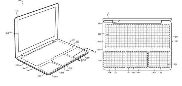 Bir sonraki Macbook'ta klavye yerine dokunmatik ekran olabilir