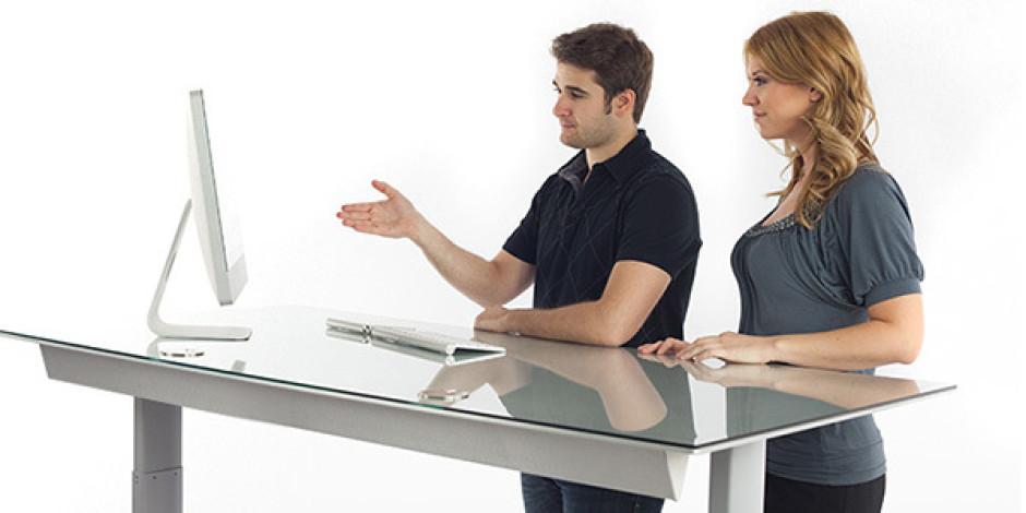Ayakta çalışma masaları sizi daha üretken yapabilir