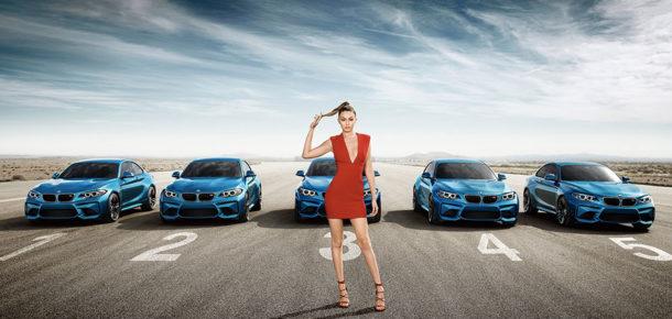 360 derece video kullanımına efsane örnek: BMW ve Gigi Hadid