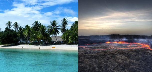 Muhtemelen gitmek istemeyeceğiniz dünyanın en tehlikeli 10 yeri