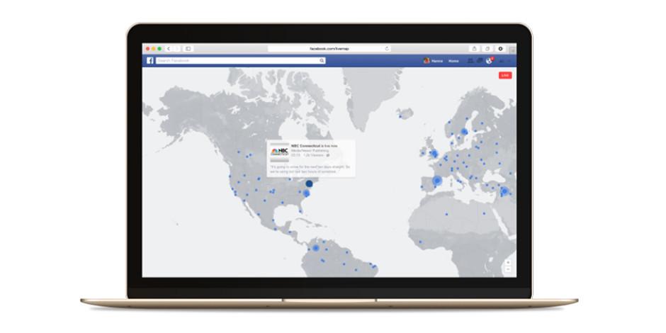 Facebook'ta etkinliklerden ve gruplardan canlı yayın yapılabilecek