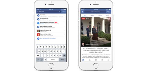 Facebook yeni video arama özelliği ile gözünü YouTube'un tahtına dikti
