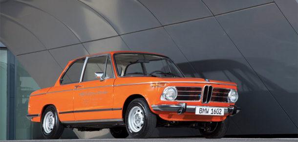 BMW i8'in atası olan elektrikli otomobil BMW 1602e'nin ilginç detayları