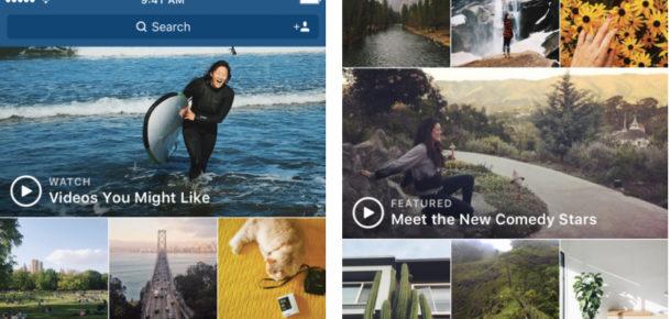 Instagram Keşfet özelliğinde video öneriler ön plana çıkıyor