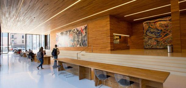LinkedIn'in gökdelene taşınan yeni ofisi daha önce gördüklerinizden çok farklı