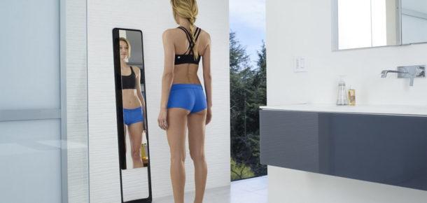 Zayıflamanıza yardımcı olacak akıllı ayna: Naked