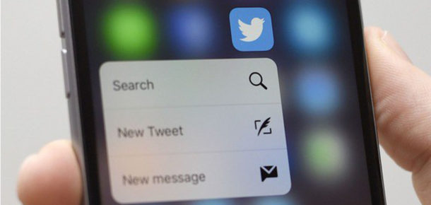 Twitter kategori değiştirdi