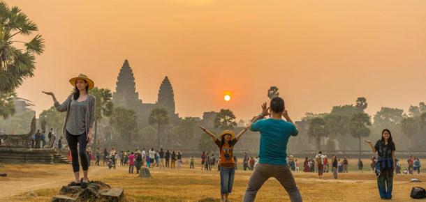 Tayland ve Kamboçya'da tatil yapma üzerine merak ettiğiniz her şey!