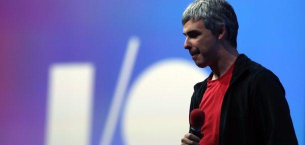 Google'ın kurucusu ve Alphabet'in CEO'su Larry Page'in büyüleyici hayatı