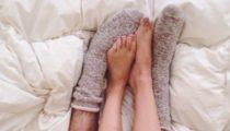 Uyurken çorap giymek ya da giymemek, kişiliğinizi yansıtıyor