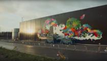 Google veri merkezlerini dev sanat projelerine dönüştürerek güzelleştiriyor