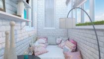 Evinizin küçük balkonunu harika bir ortama çevirebileceğinizin en güzel örnekleri