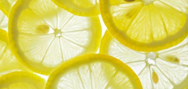 Limonlu su, sağlığınıza iyi geliyor