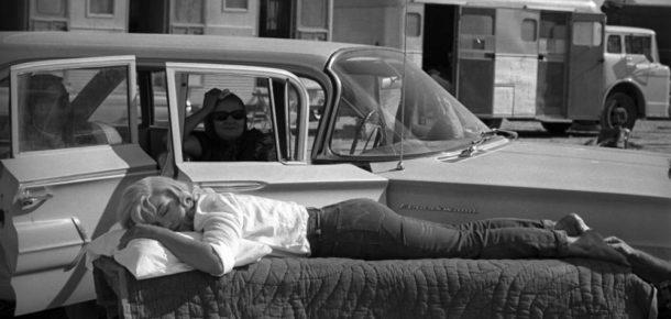 Marilyn Monroe'nun hiç görmediğiniz fotoğrafları