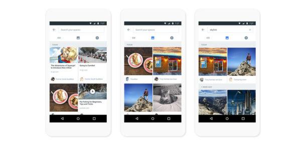 Google'ın yeni mesajlaşma uygulamasında Youtube, Chrome ve arama özellikleri dahil geliyor