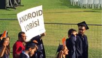 17 fotoğrafla Boğaziçi Üniversitesi Mezuniyet Töreni'nde öne çıkan pankartlar