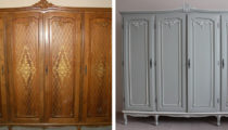 Eski mobilyalarınızı dönüştürecek 15 kendin-yap fikri