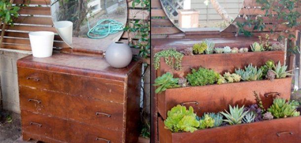 Bahçenizde kullanabileceğiniz 16 havalı el yapımı öğe