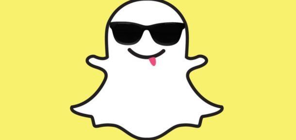 Snapchat'in yeni patenti nesne tanımlama üzerine
