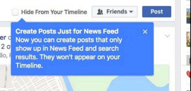 Facebook, Snapchat vari benzer bir özelliği test ediyor