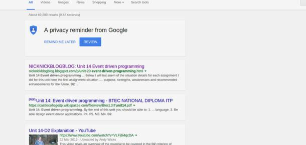 Google bazı kullanıcılara yeni bir tasarımını göstermeye başladı