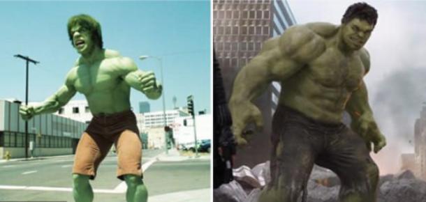 Süper kahramanların öncesi ve sonrası