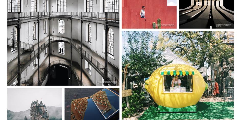 Instagram'ın bu hafta öne çıkardığı 6 mimari fotoğraf