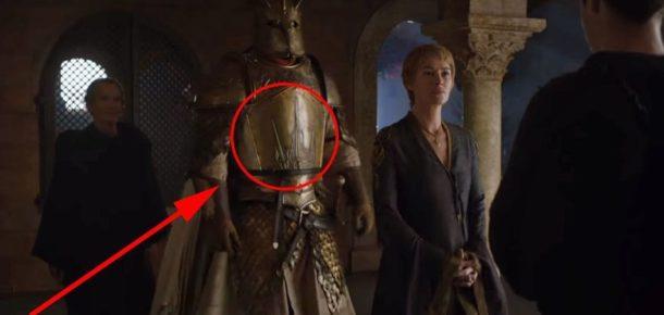 Game of Thrones'un 8. bölümün fragmanından ilginç detay