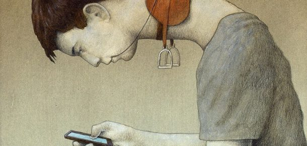 Sosyal medya ve teknolojiye eleştirel bakışıya dikkat çeken sanatçı: Pawel Kuczynski