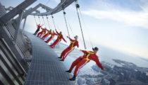 Yükseklikten korkanlar için kabus gibi 10 turist aktivitesi