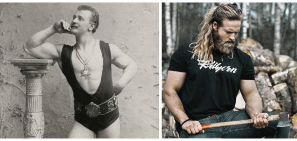 Erkek güzelliğinin standartları 100 yılda nasıl değişti?
