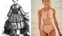 Son 100 yılda kadın mayoları nasıl değişti?