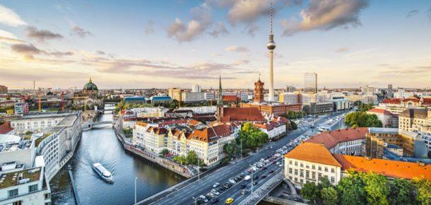 Teknoloji çalışanları için en iyi şehir Berlin!