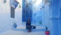 Tek başına dünyayı gezerek ülkesindeki kızlara ilham veren Omniya