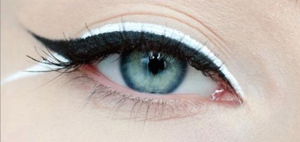 Birbirinden çekici eyeliner modelleri