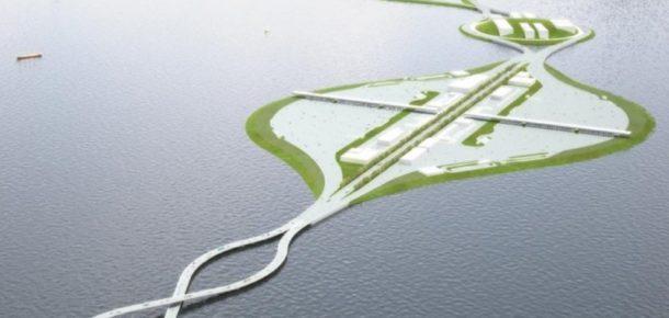 Çin'deki köprünün böyle anlamsız görünmesinin ilginç bir nedeni var