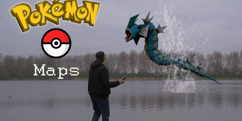 Pokémon Go'nun etkileyici haritalandırmasının ardındaki hikaye