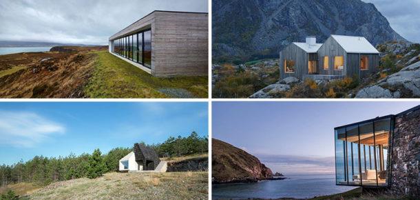 Dünyadan uzaklaşmanızı sağlayacak gözlerden uzak 13 ev