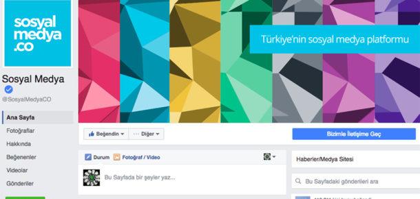 Facebook, Sayfalar için yeni tasarımını test ediyor