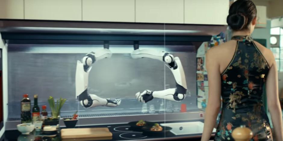 Gelecekte mutfaklar nasıl olacak?