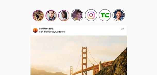Instagram Stories artık webde