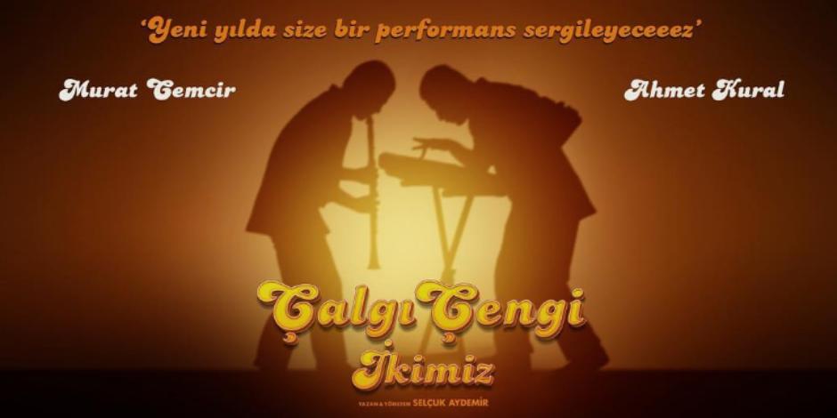 Çalgı Çengi'nin ikinci filmi Çalgı Çengi İkimiz'in fragmanı yayınlandı