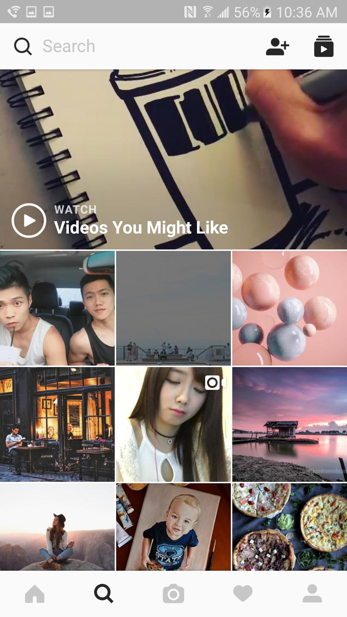 Instagram Kanallar2