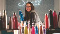 Şişeden çıkan başarının hikâyesi: Şirket değeri 100 milyon $'a çıkmakta olan Sarah Kauss