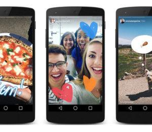 Instagram Hikayeler'de yeni özellikler: Link, mention ve Boomerang