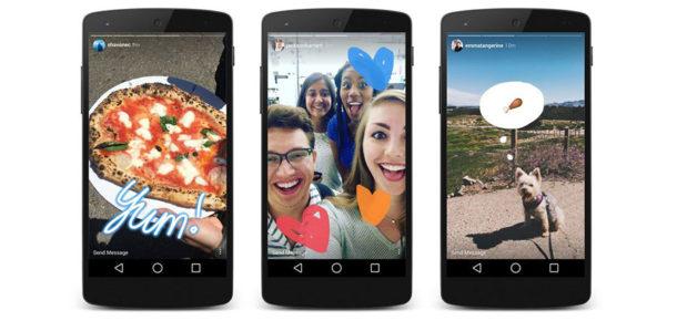 Instagram'ın yeni özelliği: Instagram Stories