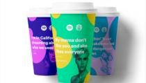 Starbucks ve Spotify işbirliği yapsaydı Starbucks bardakları nasıl görünürdü?