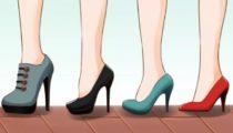 Topuklu ayakkabıyı bir star gibi giyebilmenin 10 kuralı