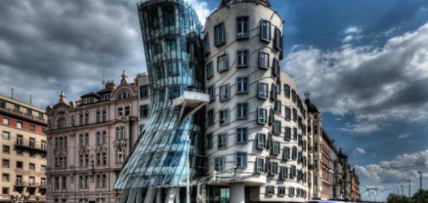 Fizik kurallarına karşı koyan 20 harika bina